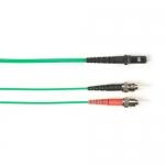 BlackBox FOLZH50-025M-STMT-GN, Fiber Patch Cable OM2