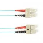 BlackBox FOLZH62-003M-SCSC-AQ, Fiber Patch Cable