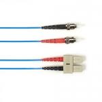 BlackBox FOLZH62-003M-STSC-BL, Fiber Patch Cable