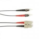 BlackBox FOLZH62-003M-STSC-GR, Fiber Patch Cable