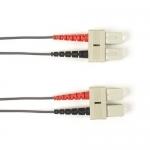 BlackBox FOLZH62-010M-SCSC-GR, Fiber Patch Cable