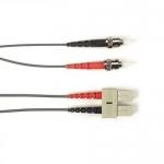 BlackBox FOLZH62-010M-STSC-GR, Fiber Patch Cable