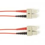 BlackBox FOLZH62-020M-SCSC-RD, Fiber Patch Cable 20m