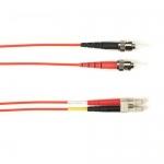 BlackBox FOLZHSM-002M-STLC-RD, Fiber Patch Cable