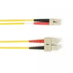 BlackBox FOLZHSM-015M-SCLC-YL, Fiber Patch Cable 15m