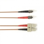 BlackBox FOLZHSM-015M-STSC-BR, Fiber Patch Cable