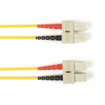 BlackBox FOLZHSM-020M-SCSC-YL, Fiber Patch Cable 20m