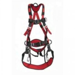 Dynamic Safety FPT07DSC, Dyna-Tower Harness with Integrated Saddle
