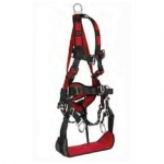 Dynamic Safety FPT07DWD, Dyna-Tower Harness with Work Seat
