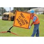 Accuform FRC786, Tilt-Adjust 40″ Spring-Less Sign Stand