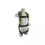 Safewaze FS170, PRO Construction Harness w/ Fixed Back Pad Designed