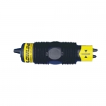 Flowline GT10-1325, Thermo-Flo PP Short Flow Switch for Gas