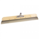Kraft Tool Company GG603, Wood Frame Stainless Steel Smoother