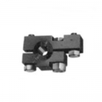 """Martindale GRDR203, Short """"L"""" Support for Round Brush Arms (pair)"""