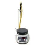Across HP-50B, Digital Heated Magnetic Stirrer