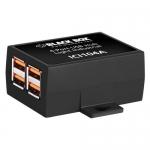 BlackBox ICI104A, Industrial USB 2.0 Hub, 4-Port