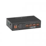 BlackBox ICI200A, Industrial-Grade USB Hub, 4-Port