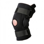 Core Products KNE-6400-S, Deluxe Neoprene Knee Brace with Hinges