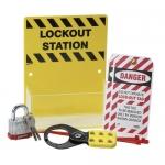 Brady KT226A, 45447 MicroLockout Station