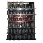 K Tool International KTI088, Black Acrylic Plexiglass Shelves