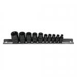 K Tool International KTI22870, 10 Piece External Torx Socket Set