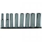K Tool International KTI26200, 6 Point, Metric Deep Socket Set