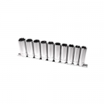 K Tool International KTI28200, 6 Point, Metric Deep Socket Set