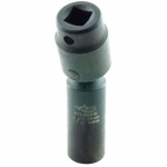 K Tool International KTI32416, Socket Impact, Flex, Deep, 3/8in Drive