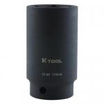 K Tool International KTI33246, Impact Socket 1/2in Drive, Deep