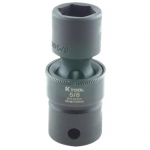 K Tool International KTI33520, Impact Socket 1/2in Drive, Flex, 5/8in