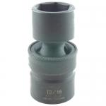 K Tool International KTI33526, Impact Socket 1/2″ Drive, Flex, 13/16″