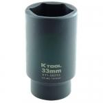 K Tool International KTI38233, 6 Point, Deep Impact Socket