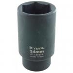 K Tool International KTI38234, 6 Point, Deep Impact Socket