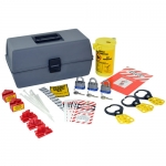 Brady KTLKXP, 45451 Lockout Kit with Large Box