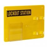Brady LC202G, 45518 Lockout Station Board