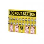 Brady LC209G, 45524 Lockout Station