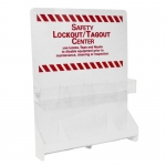 Brady LC503E, 45556 Large Lockout Board