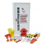 Brady LC517E, 45557 Lockout Tagout Station