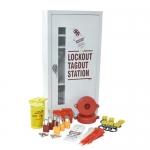 Brady LC518E, 43745 Lockout Tagout Station