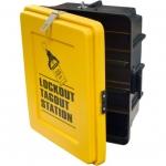 Brady LC584E, 45558 Lockout Cabinet