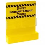 Brady LC744E, 45559 Small Lockout Board
