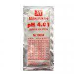 Milwaukee Instruments M10004B, pH 4.01 Calibration Buffer Solution