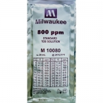 Milwaukee Instruments M10080B, 800 ppm TDS Calibration Solution