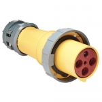 Marinco M4100C12R, 100A 125/250V Connector for Inlet