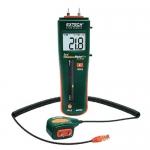 Extech MO265, Combination Pin/Pinless Moisture Meter