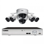 Lorex MPX842ZUW, HD Home Security System Featuring Wide Angle Cameras