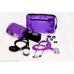 Medsource MS-BP3000, Match Complete Set, Purple