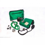 Medsource MS-BP4000, Match Complete Set, Green