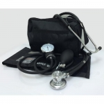 Medsource MS-BP7000, Stethoscope & Blood Pressure, Black