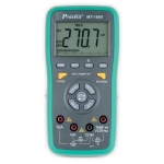 Eclipse Tools MT-1860, Professional Multimeter with USB Interface
